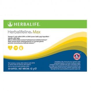 Balık yağı kapsülleri Herbalifeline Max 30 kapsül