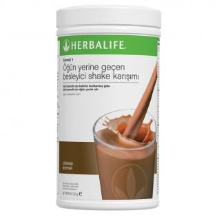 Besleyici shake karışımı Formül 1 Çikolata 550g