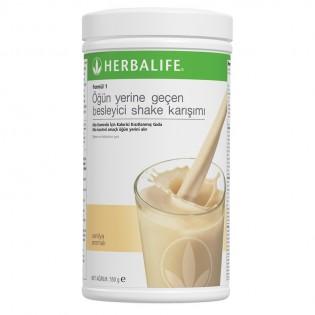 Besleyici shake karışımı Formül 1 Vanilya 550g