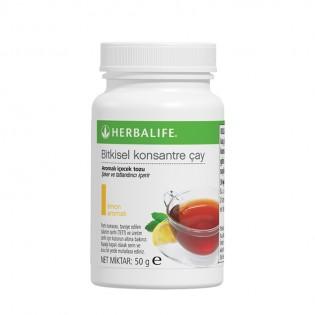 Bitkisel Konsantre Çay Limon 50g