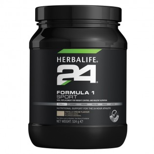 Aminoasit içeren spor gıdası Formül 1 Sport Vanilya 524g